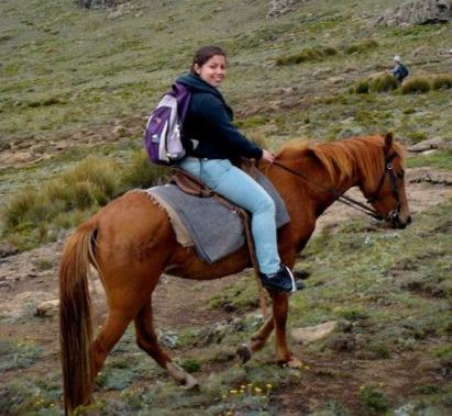 horseback riding in south africa