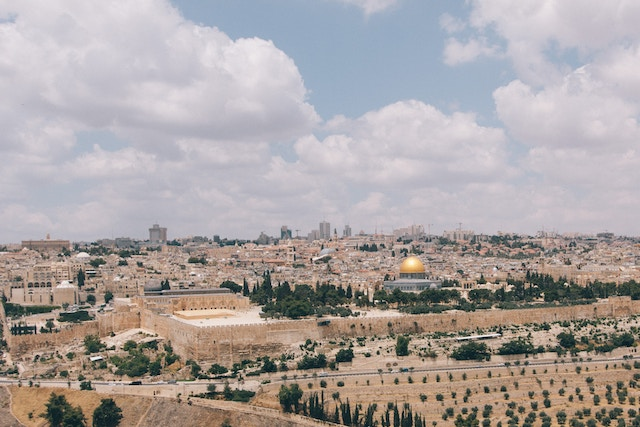 The Empowering Fiat: My Mother Daughter Road Trip in Israel