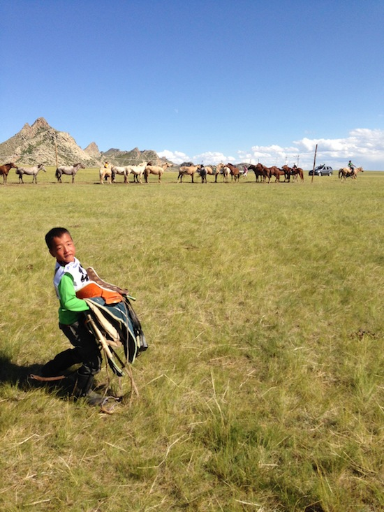 Why I Stopped Being a Solo Traveler at the Mongol Derby