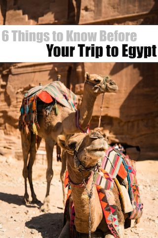 6 Things to Know Before Your Egypt Trip