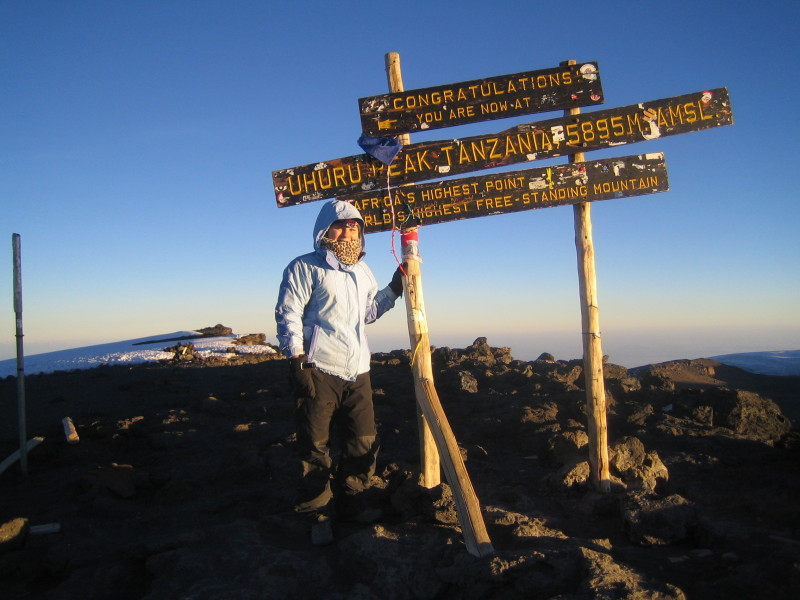 Mt. Kilimanjaro: Celebrating my 35th Birthday at 19,340 Feet