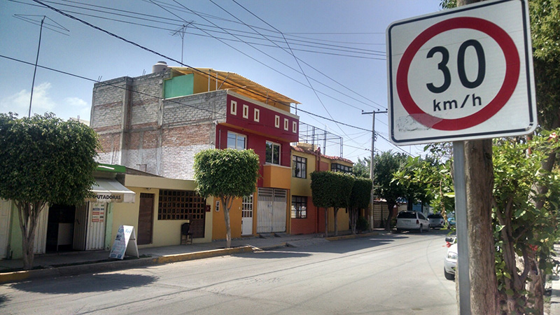Roads lead to many places and the last place I thought I'd end up would be Mexico. Streetview in Tehuacan, Mexico.