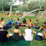 Pink Pangea Writing Workshops in Tel Aviv (May 23-27)