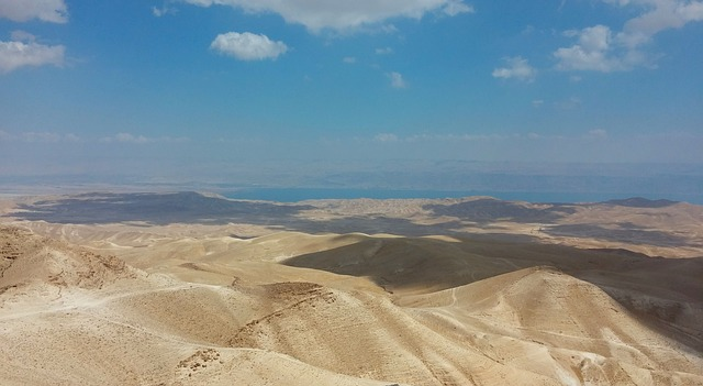 A Hike to Freedom in Israel