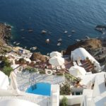 Into the Blue: Sleepless in Santorini