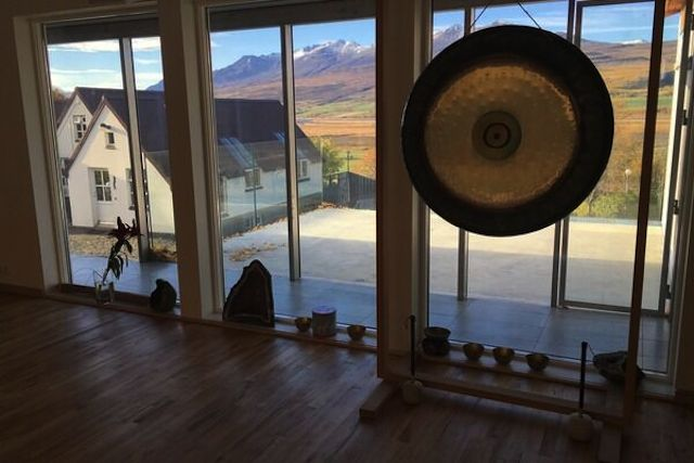 Yoga and Writing Retreat in Akureyri, Iceland