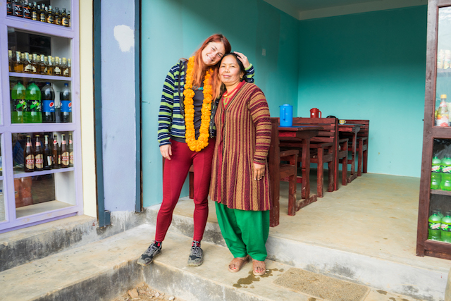 Living the Nepali Village Life at the Manikhel Homestay